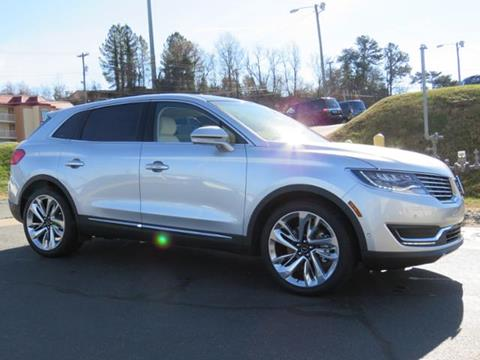 2017 Lincoln MKX for sale in Lexington NC