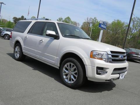 2017 Ford Expedition EL for sale in Lexington NC