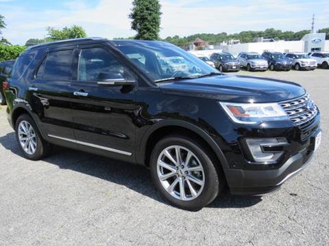 2017 Ford Explorer for sale in Lexington NC