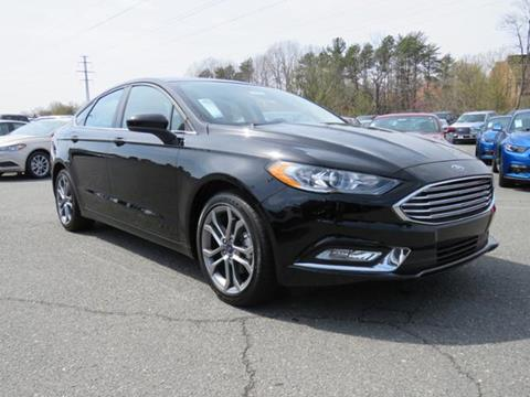 2017 Ford Fusion for sale in Lexington NC