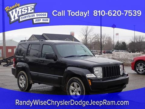 2009 Jeep Liberty for sale in Clio, MI