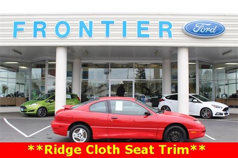 2005 Pontiac Sunfire for sale in Anacortes, WA