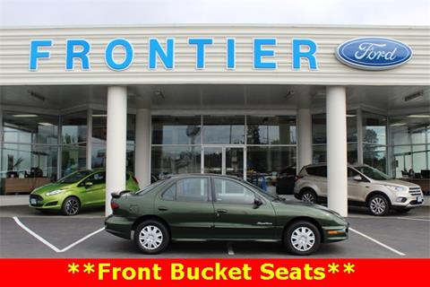 2001 Pontiac Sunfire for sale in Anacortes, WA