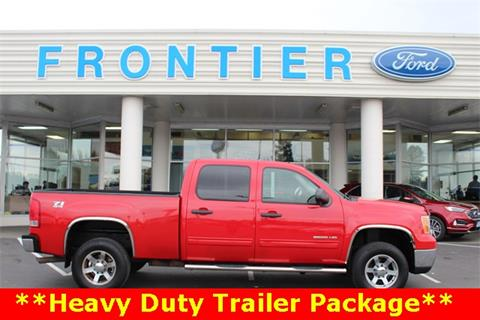 2010 GMC Sierra 2500HD for sale in Anacortes, WA