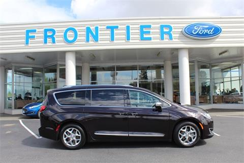 2019 Chrysler Pacifica for sale in Anacortes, WA