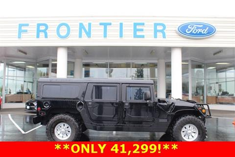 1999 AM General Hummer for sale in Anacortes, WA