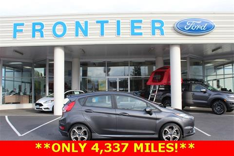 Frontier Ford Anacortes >> 2018 Ford Fiesta For Sale In Anacortes Wa