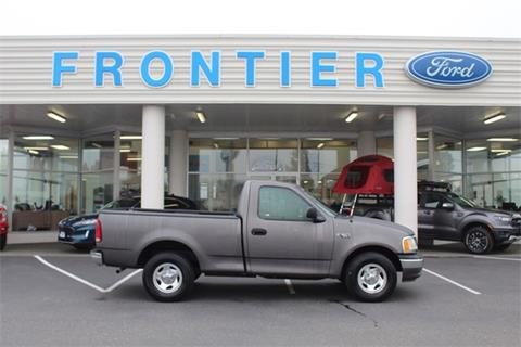 2002 Ford F-150 for sale in Anacortes, WA