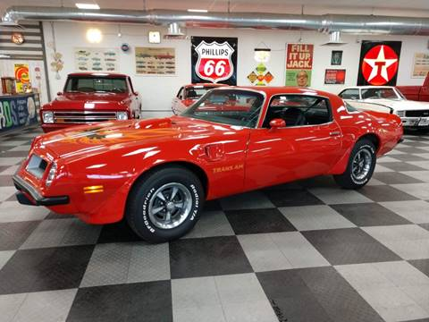 1975 Pontiac Trans Am for sale in Lebanon, TN