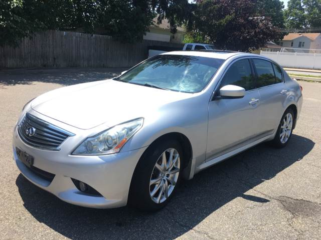 2011 Infiniti G37 Sedan Awd X Limited Edition 4dr Sedan In Elmont Ny