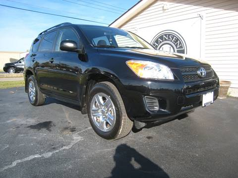 2010 Toyota RAV4 for sale in Escanaba, MI