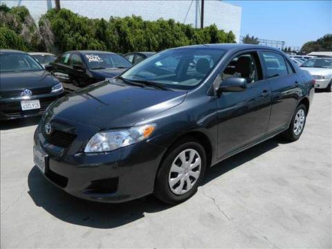 2010 Toyota Corolla for sale at Best Buy Quality Cars in Bellflower CA