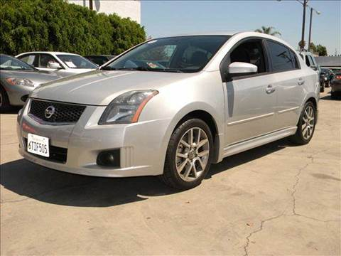 2007 Nissan Sentra for sale at Best Buy Quality Cars in Bellflower CA