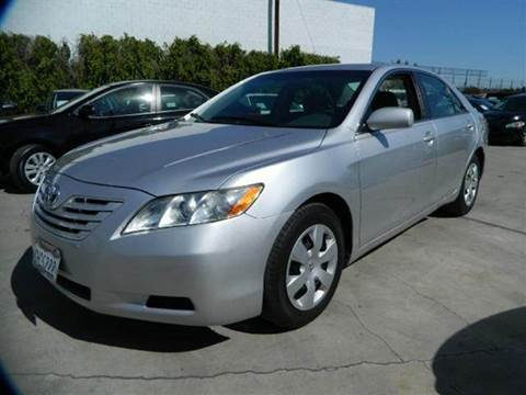 2009 Toyota Camry for sale at Best Buy Quality Cars in Bellflower CA