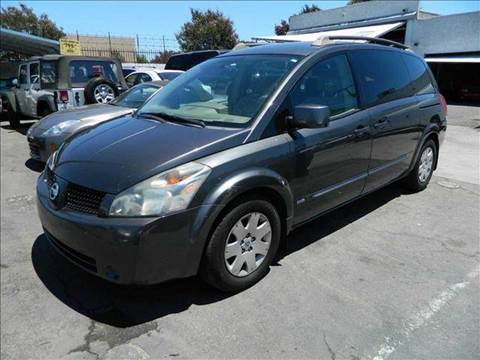 2006 Nissan Quest for sale at Best Buy Quality Cars in Bellflower CA