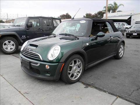 2005 MINI Cooper for sale at Best Buy Quality Cars in Bellflower CA