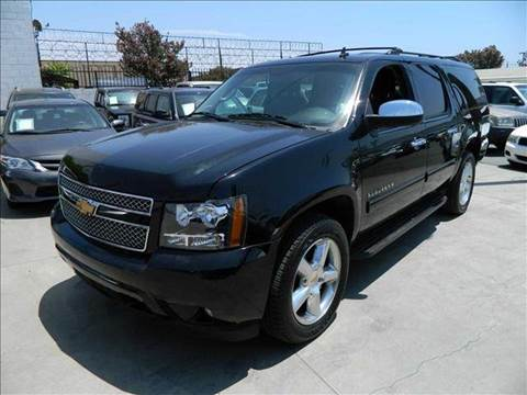 2011 Chevrolet Suburban for sale at Best Buy Quality Cars in Bellflower CA