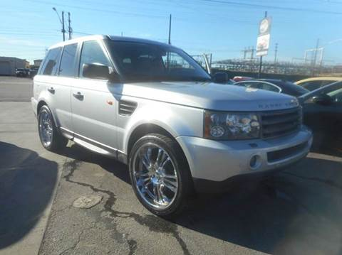 2006 Land Rover Range Rover Sport for sale at Best Buy Quality Cars in Bellflower CA