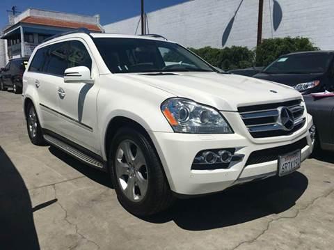 2011 Mercedes Benz Gl Class For Sale In California