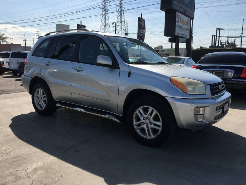 2003 Toyota RAV4 For Sale At Best Buy Quality Cars In Bellflower CA