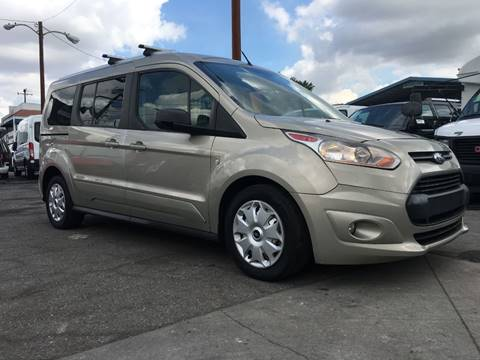 2014 Ford Transit Connect Wagon for sale at Best Buy Quality Cars in Bellflower CA
