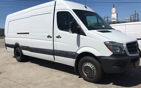 2017 Mercedes-Benz Sprinter Cargo for sale in Bellflower, CA