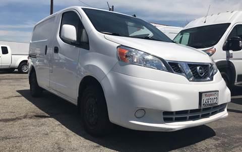 2017 Nissan NV200 for sale in Bellflower, CA