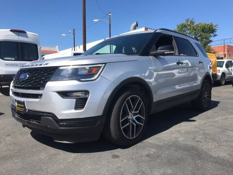 2019 Ford Explorer for sale at Best Buy Quality Cars in Bellflower CA