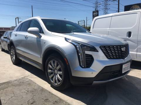 2020 Cadillac XT4 for sale at Best Buy Quality Cars in Bellflower CA