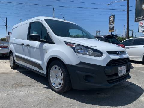 2017 Ford Transit Connect Cargo for sale at Best Buy Quality Cars in Bellflower CA