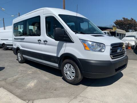 2019 Ford Transit Passenger for sale at Best Buy Quality Cars in Bellflower CA