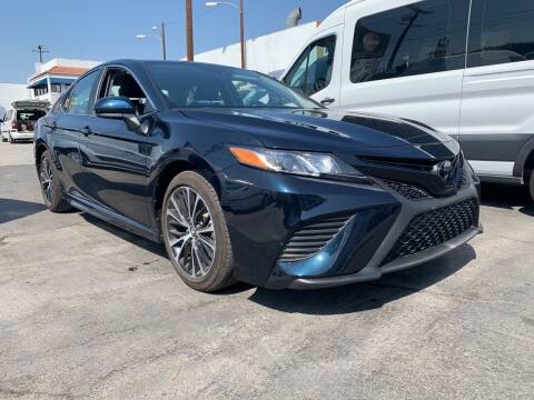 2020 Toyota Camry for sale at Best Buy Quality Cars in Bellflower CA