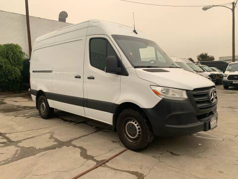 2019 Mercedes-Benz Sprinter Cargo for sale at Best Buy Quality Cars in Bellflower CA