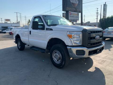 2011 Ford F-250 Super Duty for sale at Best Buy Quality Cars in Bellflower CA
