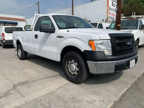2013 Ford F-150 for sale at Best Buy Quality Cars in Bellflower CA