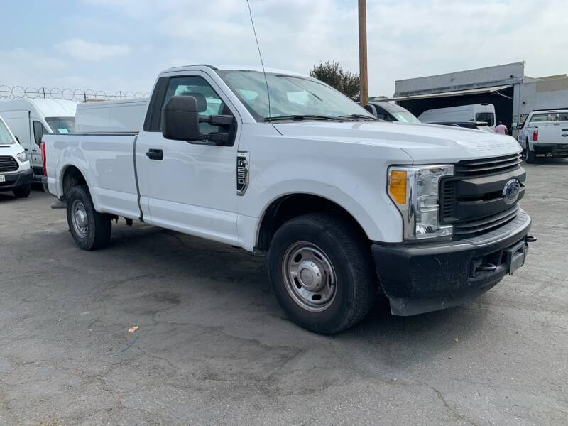 2017 Ford F-250 Super Duty for sale at Best Buy Quality Cars in Bellflower CA