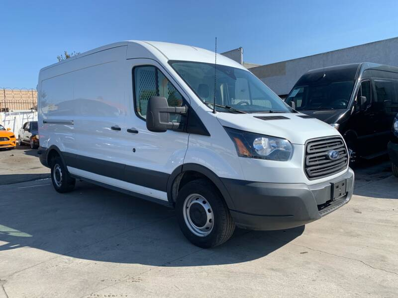 2018 Ford Transit Cargo for sale at Best Buy Quality Cars in Bellflower CA