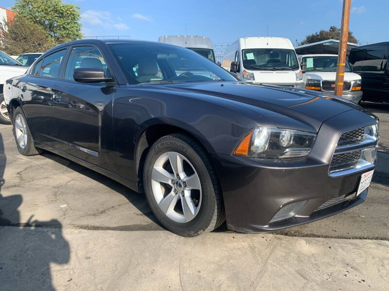 2014 Dodge Charger for sale at Best Buy Quality Cars in Bellflower CA