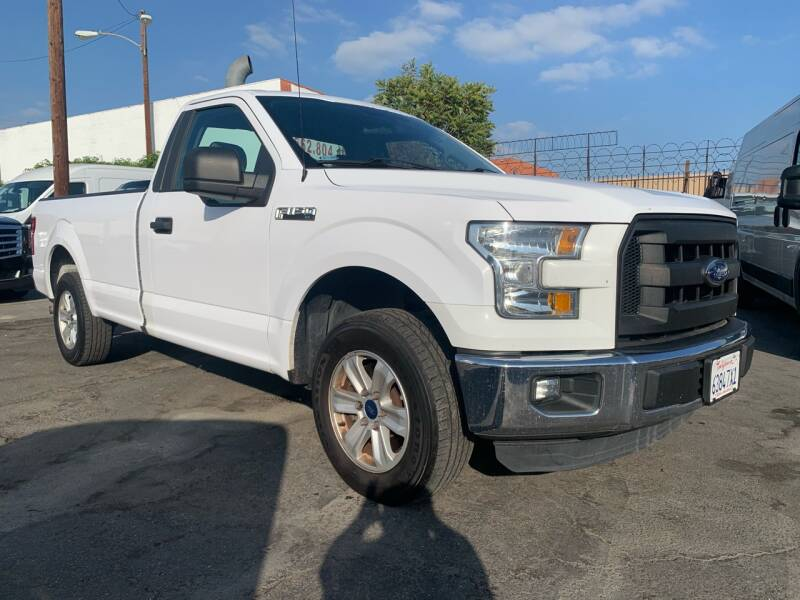 2015 Ford F-150 for sale at Best Buy Quality Cars in Bellflower CA