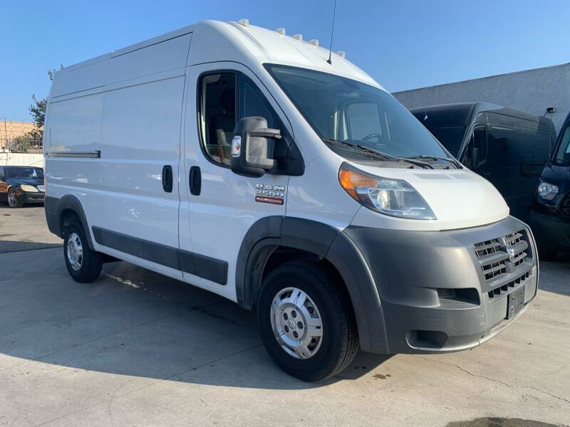 2015 RAM ProMaster Cargo for sale at Best Buy Quality Cars in Bellflower CA