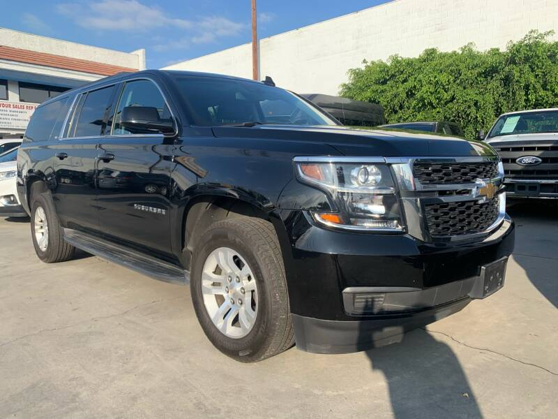 2018 Chevrolet Suburban for sale at Best Buy Quality Cars in Bellflower CA