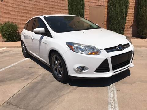 2014 Ford Focus & Ford Used Cars Pickup Trucks For Sale Sierra Vista Freedom Automotive markmcfarlin.com