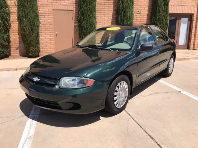 2003 Chevrolet Cavalier Ls In Sierra Vista Az Freedom Automotive