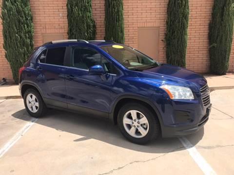 2015 Chevrolet Trax for sale in Sierra Vista, AZ