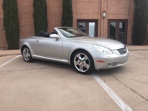 2002 Lexus SC 430 for sale in Sierra Vista, AZ