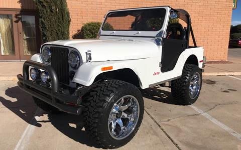 1980 Jeep CJ-5 for sale in Sierra Vista, AZ