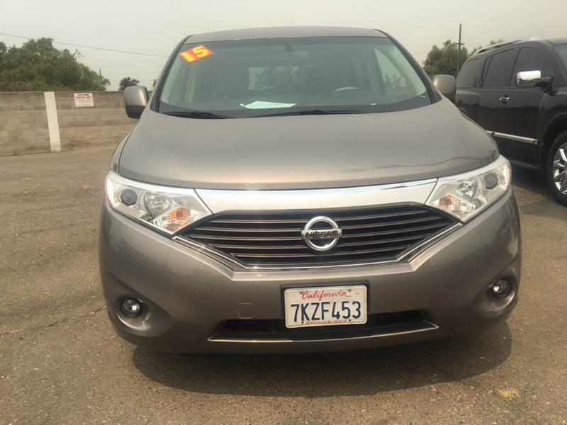 2015 Nissan Quest for sale at Matador Motors in Sacramento CA