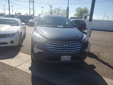 2014 Hyundai Santa Fe for sale at Matador Motors in Sacramento CA