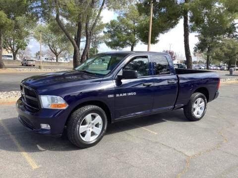 2012 RAM Ram Pickup 1500 for sale at Matador Motors in Sacramento CA