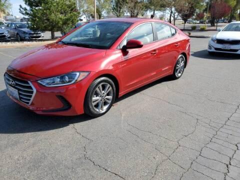 2017 Hyundai Elantra for sale at Matador Motors in Sacramento CA